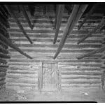 historical images example of interior of tobbaco barn