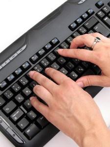 handwritten memories or typed memories