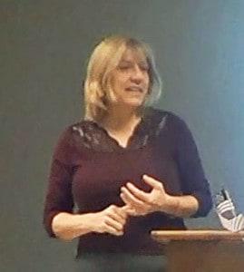 Laura Hedgecock speaker