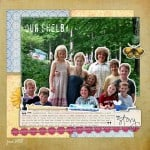 How to Write with Narrative and Scene in Your Scrapbook Page