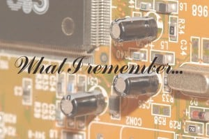 Handwritten memories can be saved