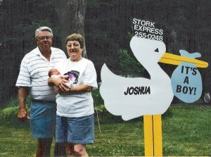 Missing grandparents