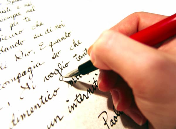 the art of letter writing Author and letter-writing enthusiast fennel hudson shares his passion for the handwritten letter, including some tips to personalise your writing ink and.
