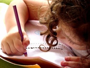 share memories with dad by writing