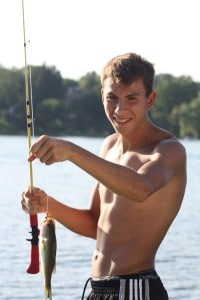 fishing for summer memories