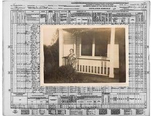 Historic images 1940 Census