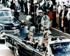 Kennedy's Assassination through the Eyes of Strangers