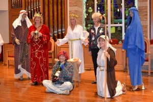 Christmas play part of Christmas tradition