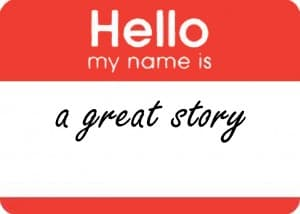 What's the story behind your name?