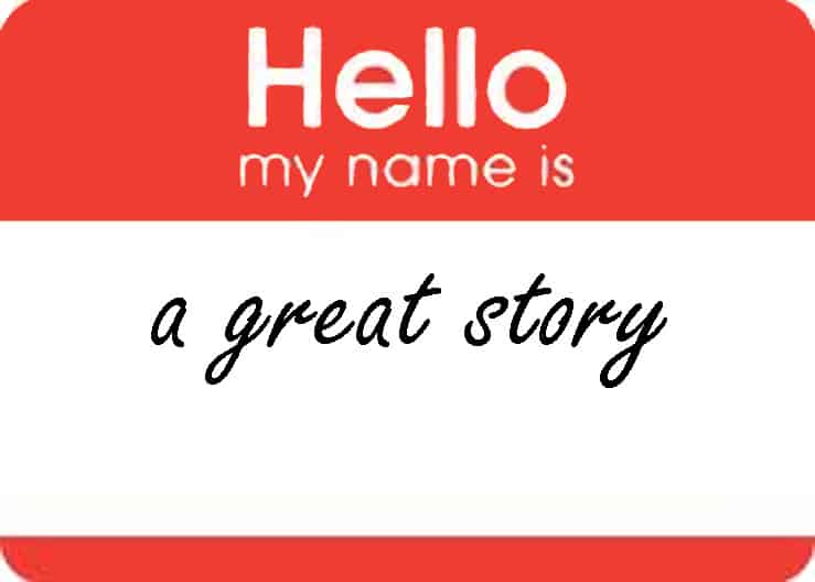 what s the story behind your name treasure chest of memories