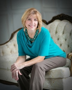 Author Laura Hedgecock