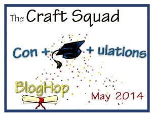 Graduation Layout Graphic