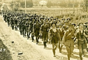 Lives of First World War New Zealand