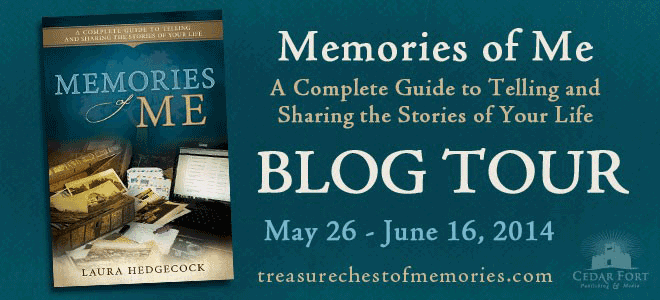 Memories of Me Blog Tour