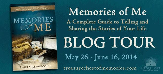Memories of Me Blog Tour