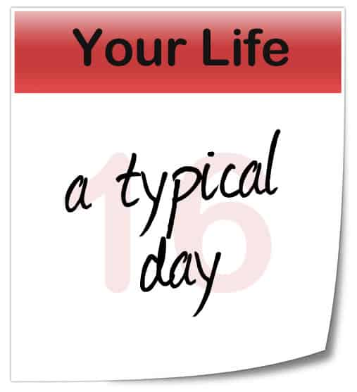 a typical day can be an extraordinary tool treasure chest of memories