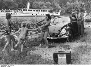 Car memories of family fun
