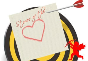 Cupid stories of the heart