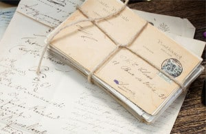 Family Love Letters: Yours to Keep?
