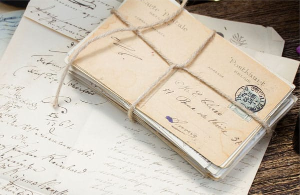 Family Love Letters Yours To Keep  Treasure Chest Of Memories
