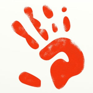 Fathers' Day Handprint