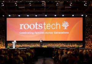 Win a free RootsTech Pass and see scenes like these.