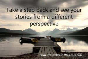 Taking a Step Back from Stories