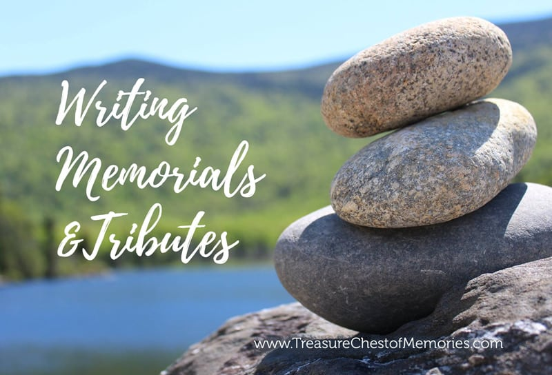 Writing Memorials and Tributes