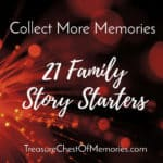 21 Family Story Starter Prompts