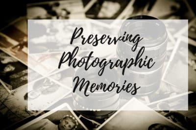 Preserving Photographic Media Graphic