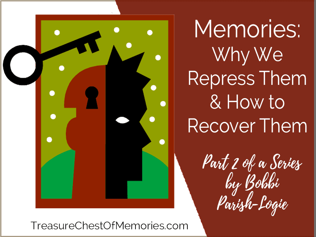 What Part Of The Brain Stores Memory >> Part 2: How to Recover Repressed Memories - Treasure Chest of Memories