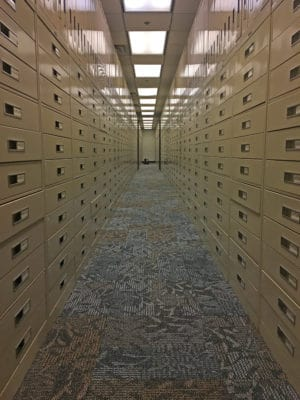 Reasons to Attend Rootstech include the Family History Library