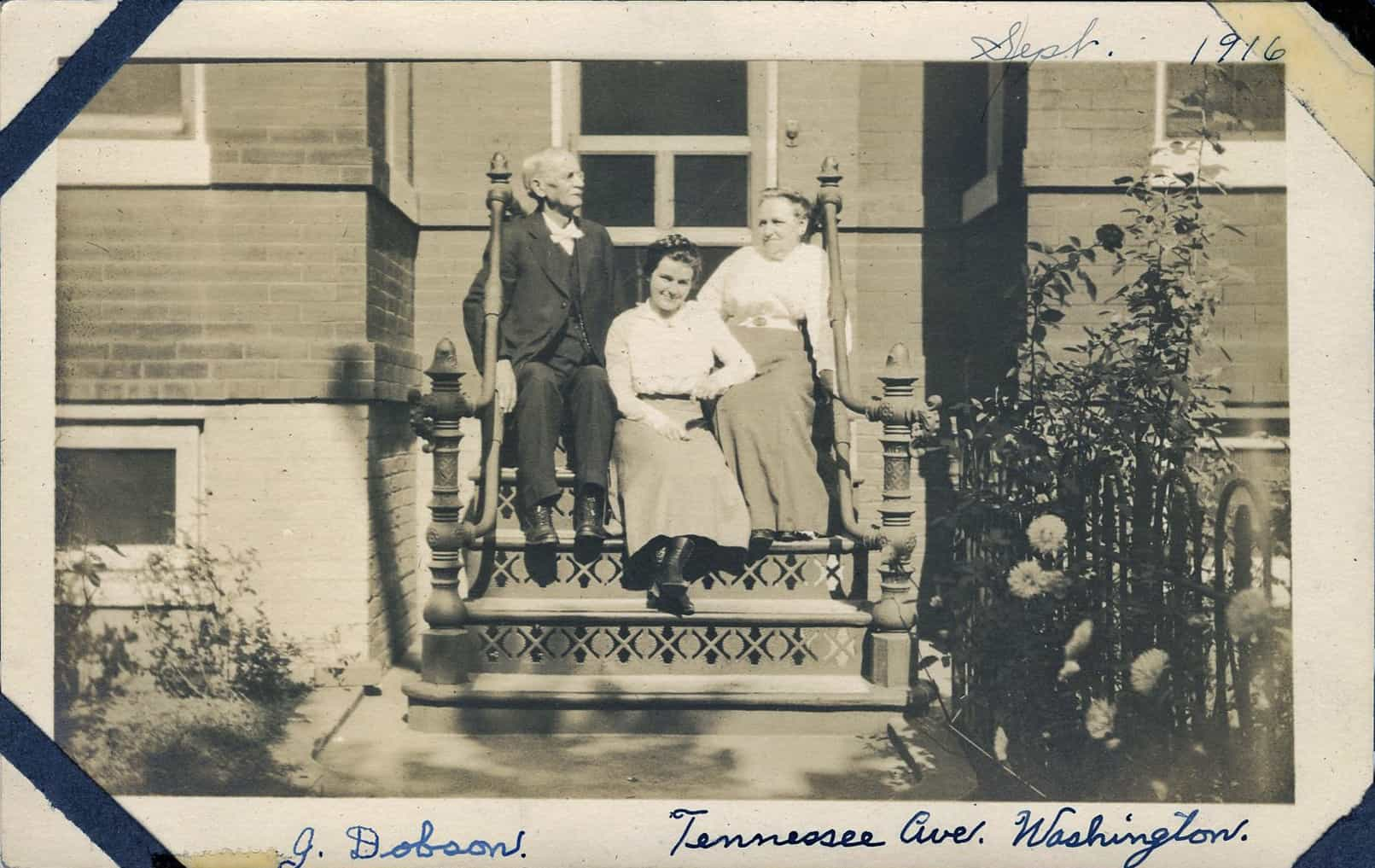 A photo of the Dobsons